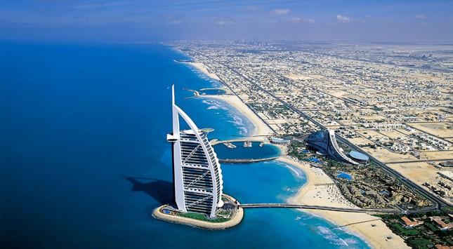 迪拜――绽放在海水和沙漠中