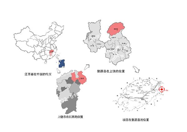 婺源县莲花溪177漫画景区177漫画规划开发概念性规划