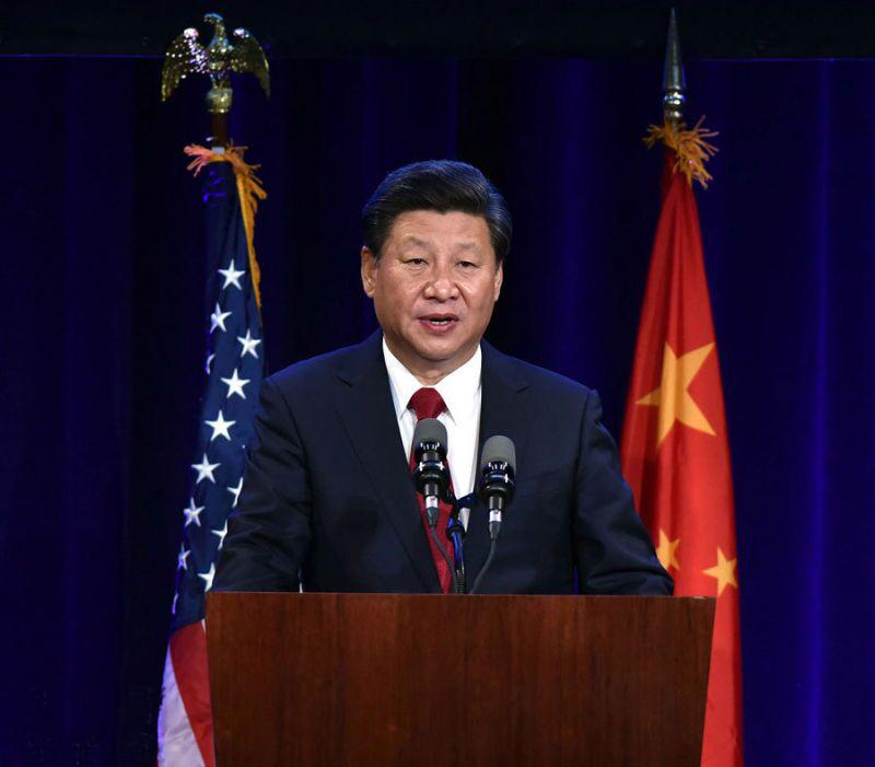 """习近平宣布:中美将在2016年举办""""中美旅游年"""""""