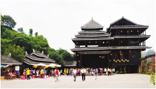 三江程阳景区