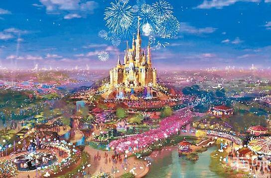 创行合一上海迪士尼