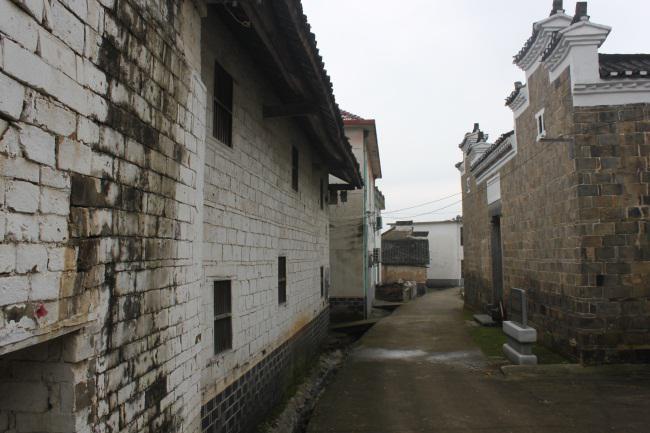 传统村落改造